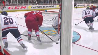 NHL 14 - HOW IS THIS A GOAL?! [1080p, 60fps]