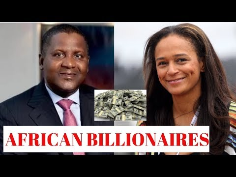 Top 10 Richest People in Africa 2019 - African Billionaires