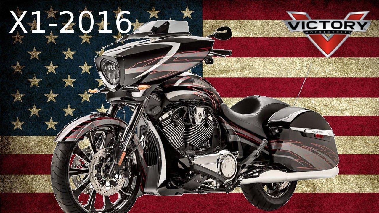 Victory Magnum X-1 2016