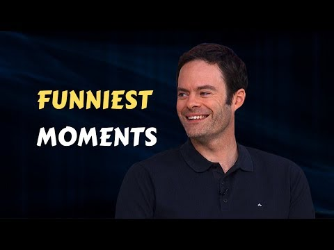 Bill Hader Is The MOST LOVABLE Guy