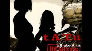 t.A.T.u. -  All About Us (Glam As You Radio Mix)