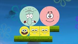 Spongebob Excludes Squidward - THE SPONGEBOB GAME KICK OUT SQUIDWARD!