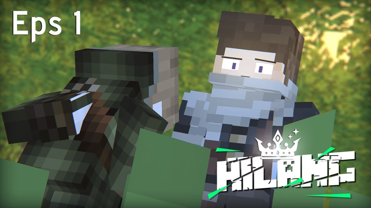 Download HILANG - Animasi Minecraft Series | Eps. 1 ( NightD, Mefelz, Nevin, Pak Presiden, dll )