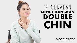 Cara Menghilangkan Double Chin dengan Gerakan Face Exercise Ini!