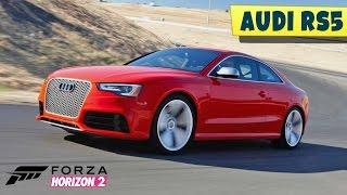 Audi RS5 S1 tuning i multiplayer #43 | Forza Horizon 2