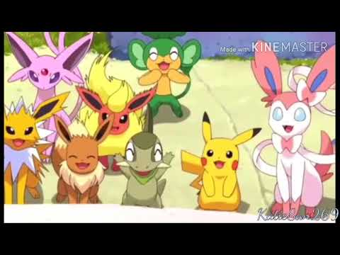 Sylveon & Glaceon AMV -Cherry Pop-