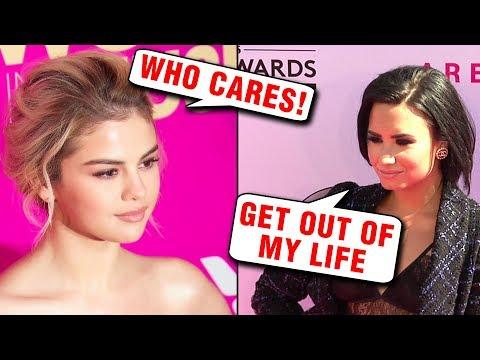 Demi Lovato UNFOLLOWS Selena Gomez, Friendship Over For Good? Mp3