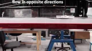Kelvin-Helmholtz billows