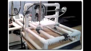 Изделия И Поделки Из Пластиковых Труб! часть 3