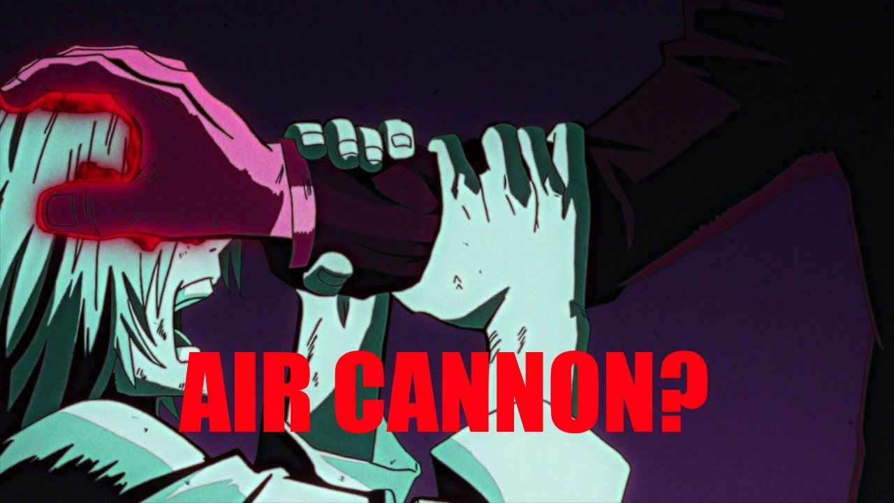 Air Cannon Quirk Op My Hero Bizarre Adventures Youtube