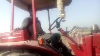 Russian tractor 510 in Punjab Pakistan