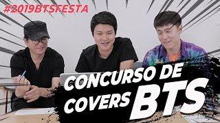 Las latinas cantan la canción de BTS / Cantante Coreano reacción a COVER de BTS
