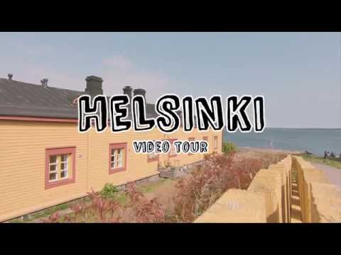 Helsinki video tour
