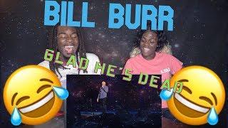 Bill Burr Is Glad Stephen Hawking Is Dead | Netflix Is A Joke - (BEST REACTION)