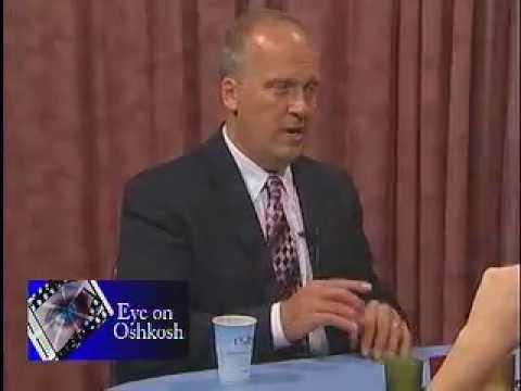 Eye on Oshkosh-Attorney General candidate Brad Schimel, taped 9 5 2014