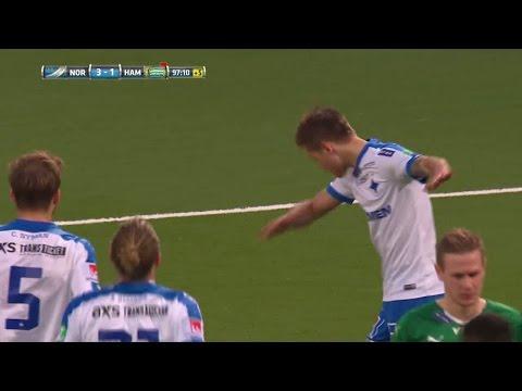 Höjdpunkter: IFK Norrköping upp i serieledning - slog Hammarby - TV4 Sport