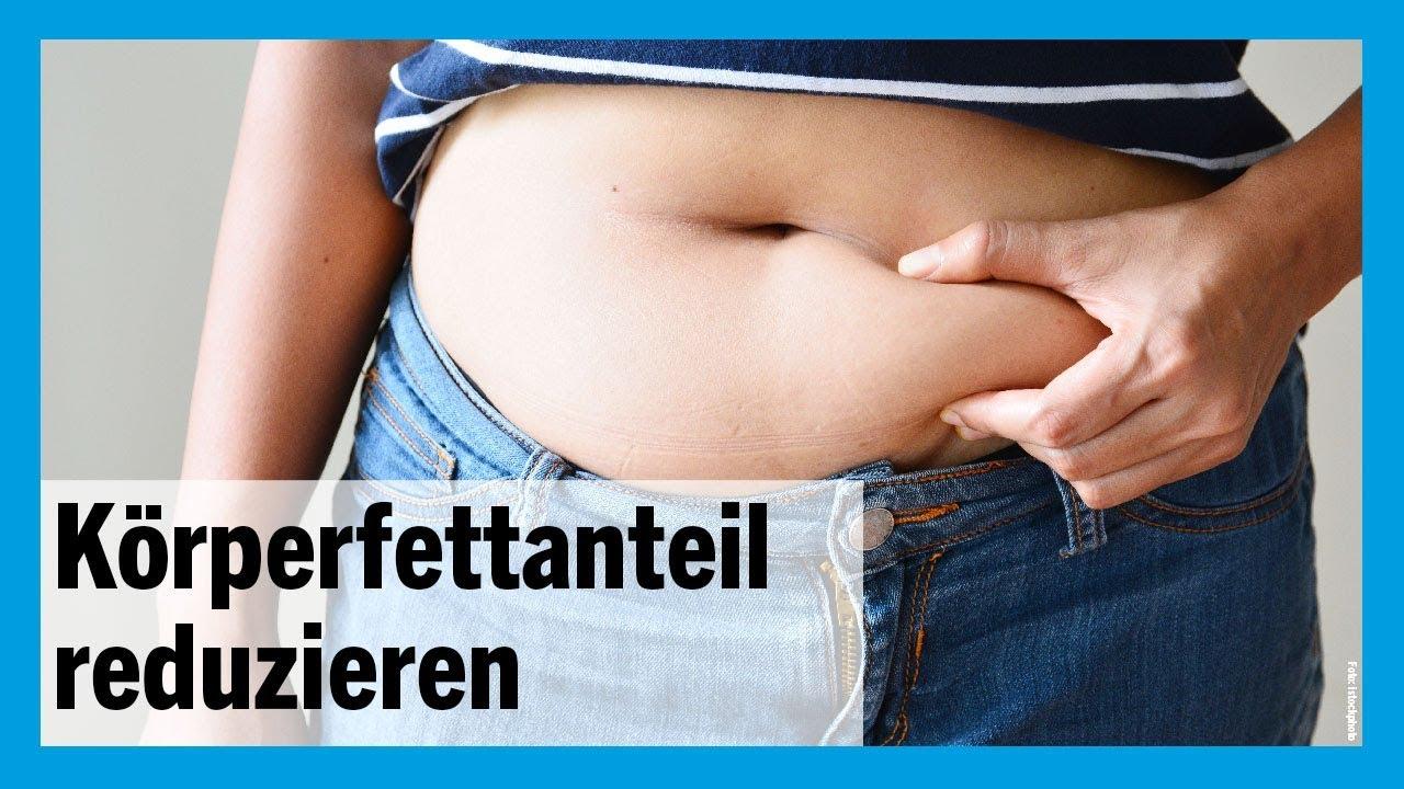Keto-Diät verlieren Bauchfett