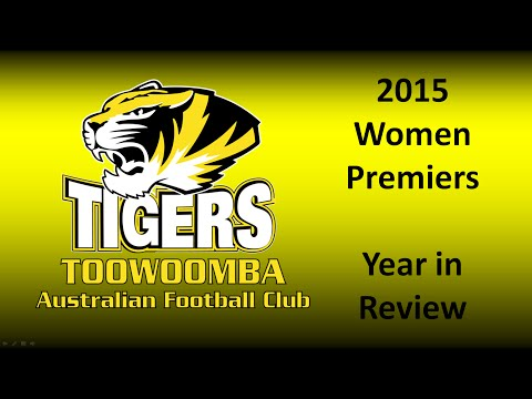 Toowoomba AFC Womens Year 2015