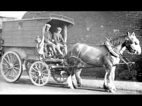 Old Photographs Of Working Horses In Scotland
