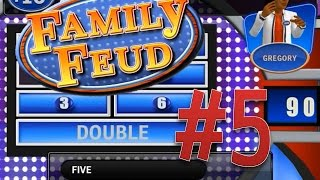 Family Feud 2010 Edition(PC) Show #5: Never Give Up!