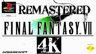 FF7 INTRO 4K
