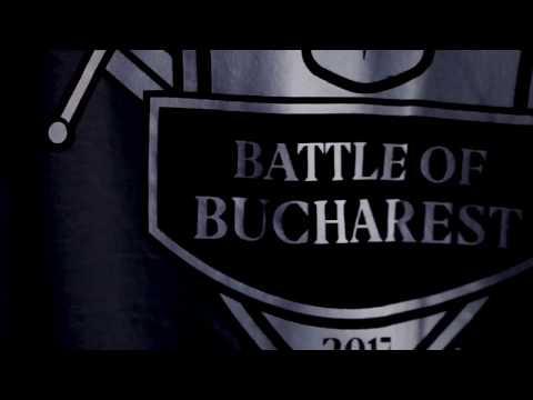 Battle of Bucharest 2017 - TEAM Third Place