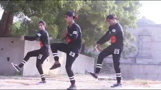 All Black | Sukhe | Raftaar | Dance Choreography | By Abhishek soni , Hemu , Rico | T-series