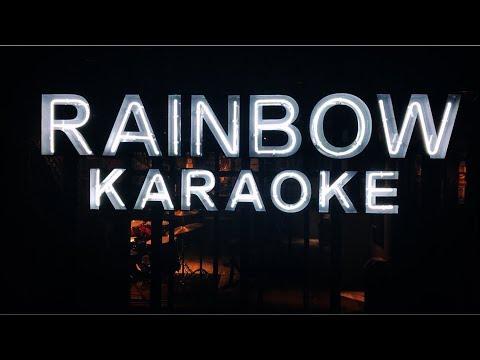 "My Favorite Karaoke Spot in Shibuya, Japan ""Rainbow"""