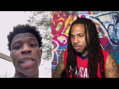 QUANDO RONDO CALLS FOR PROTECTION? SAYS HE HAD TO BEEF WITH KING VON OR LIL DURK