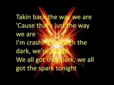 Afrojack The Spark ft Spree Wilson ORIGINAL LYRICS