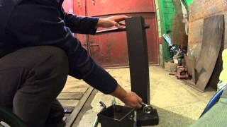 Дымогенератор для Холодного и Горячего Копчения размеры,принцип действия .Тольяттинец(, 2015-09-11T17:35:12.000Z)