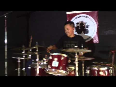 [Sanggau Drummers] Tito - Tebar Pesona by Mutya Lorenza