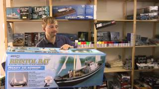 ferngesteuerte RC-Schiffsmodelle: Welche allgemeinen Baukästenarten gibt es auf dem Markt?