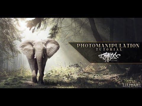 Photoshop Tutorial: Photomanipulation