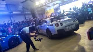 Pete's festival of speed.... Lamborghini huracan vs Nissan gtr