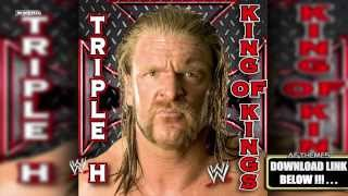 "WWE: ""King Of Kings"" (Triple H) Theme Song + AE (Arena Effect)"