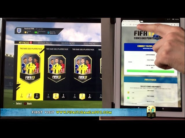 FIFA 17 Hack 💰 Unlimited Free Coins Points ☑️ TOP PLAYERS [PS XBOX MOBILE, WINDOWS]