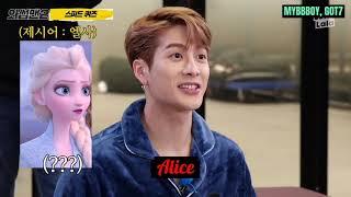 [ VIETSUB] 반백살 ×잭슨 (GOT7) ' 우리말 겨루기 예능 레전드 재탄생 화장의 티키타카&…