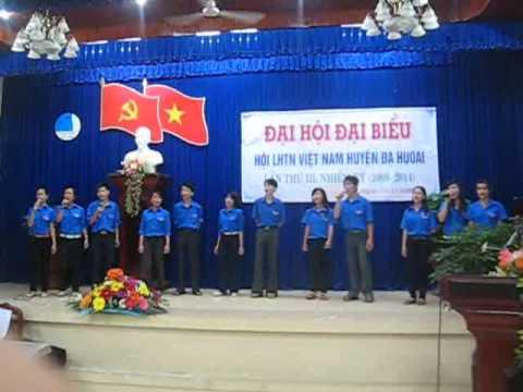 Hay den voi con nguoi Viet Nam THPT Da Huoai