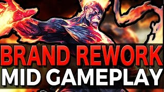 Baixar - Brand Rework Mid Gameplay League Of Legends Grátis