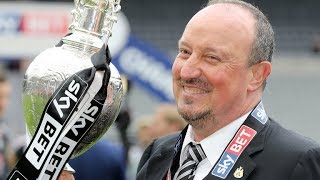 Rafa Benitez agrees to stay at Newcastle United after Mike Ashley talks #FordeHaveMercy