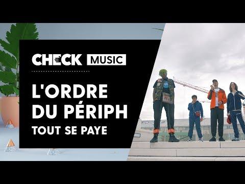 Youtube: Youv Dee feat L'Ordre du Périph – Tout se paye #CheckMusic