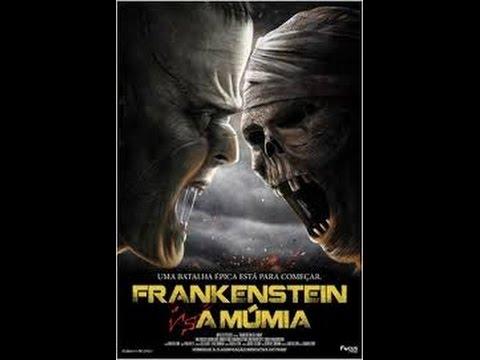 Frankenstein Vs A Mumia Classif Livre Redublagem Youtube