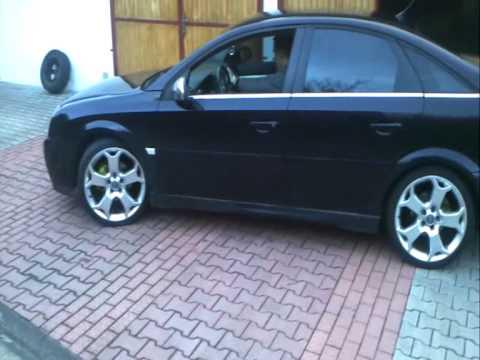 Opel Vectra C  OPC 19 Wheels  YouTube