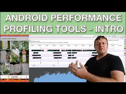 Introduction to android performance profiling tools on image libraries