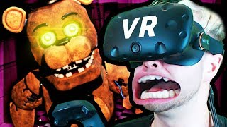Five Nights at Freddy s in Virtual Reality FNAF VR