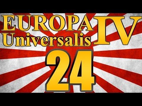 "Europa Universalis 4 Japan ""Islands Don't Count!"" EP:24 [Random World][Ironman]"