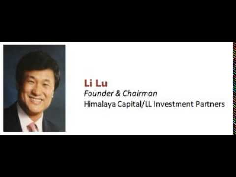 Li Lu Value Investing Insights (High quality version)