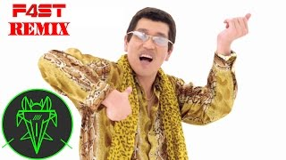 PPAP Pen Pineapple Apple Pen (F4ST & Piko-Taro Remix) [EDM ✒🍍🍎 ✒ Electro House]