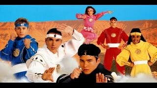 Mighty Morphing Power Rangers (stagione 3) - Sigla + Link Episodi